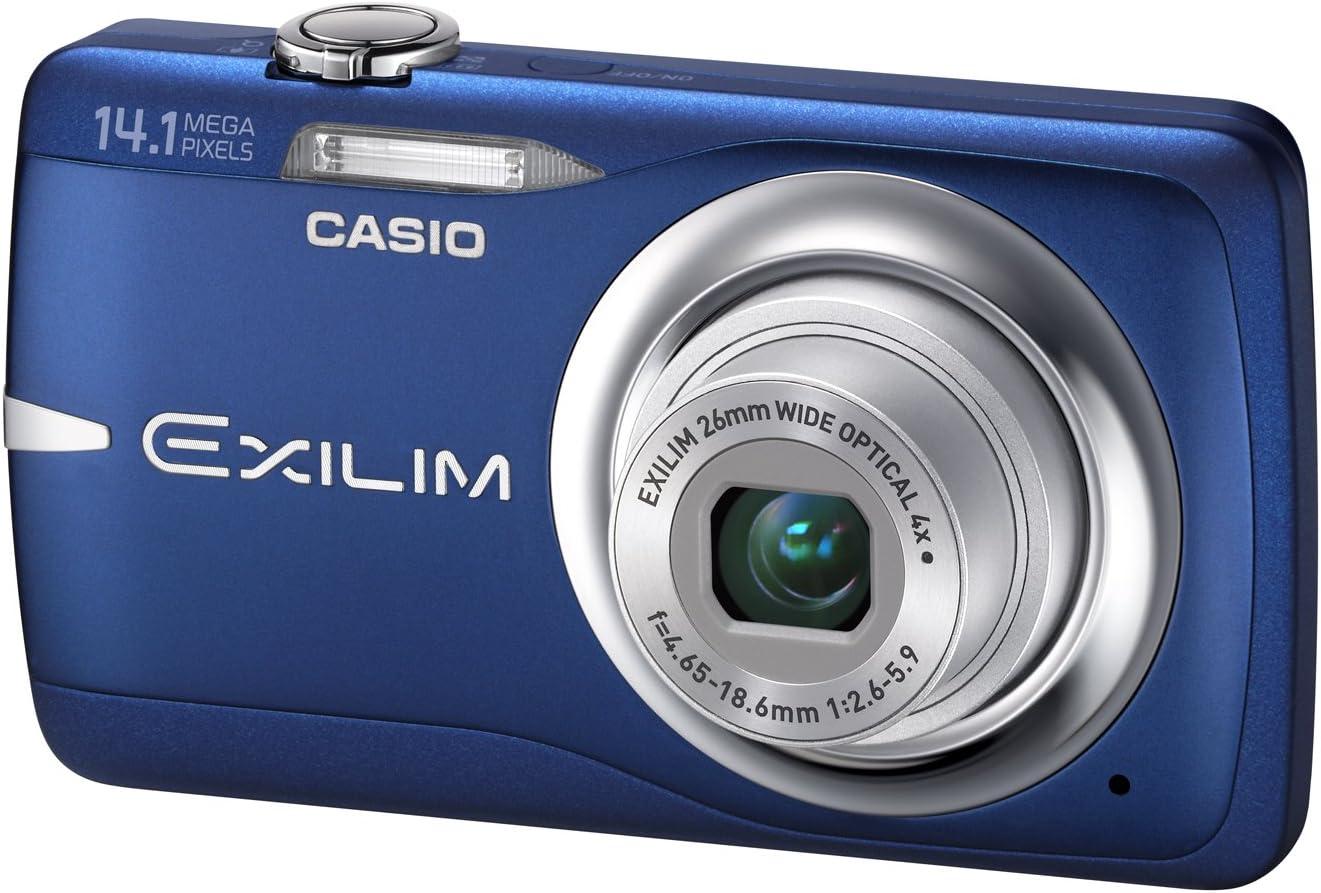 Casio Exilim EX-Z550 - Cámara Digital Compacta 14.1 MP, Azul ...