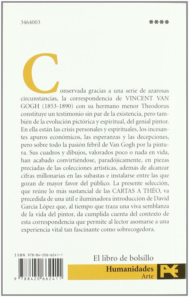 Cartas a Theo / Theo Letters (El Libro De Bolsillo) (Spanish ...