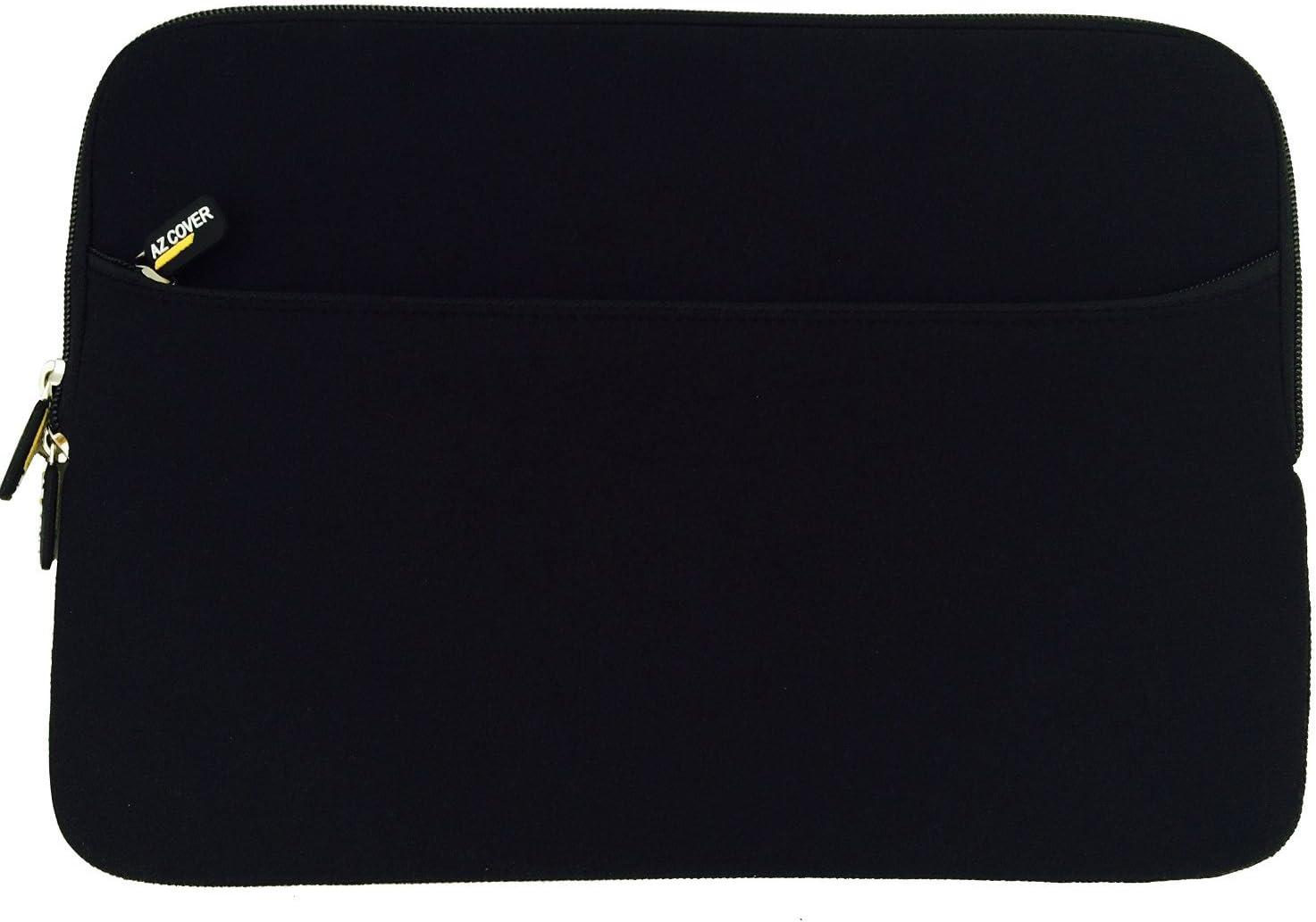 AZ-Cover 10.1-Inch Tablet Laptop Sleeve Bag (Black) For ASUS Transformer Book T100-CHI-C1-BK M - 10.1