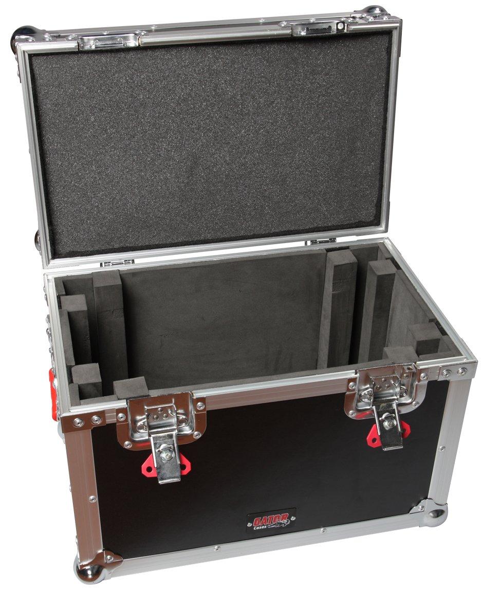 4724f8aaa2 Gator G-TOURMINIHEAD2 Lunchbox-Style Guitar Amp Head Flightcase:  Amazon.co.uk: Musical Instruments
