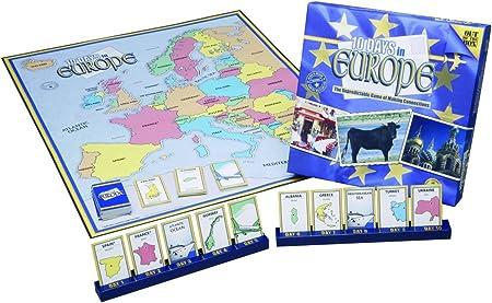 10 Days In Europe Juego: Amazon.es: Juguetes y juegos