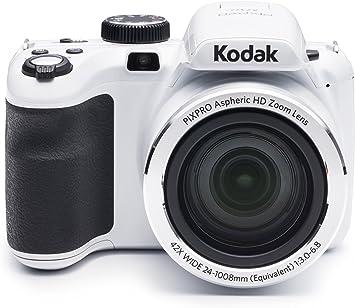 Kodak Cámara Az422 Blanca: Amazon.es: Electrónica