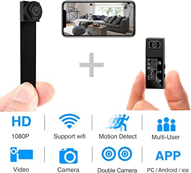 Wireless HD 1080P Home Security Camera Motion Detection Video Recorder Nanny Cam