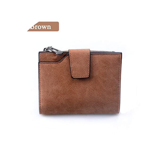 46f1f0fbaff Wallet Women Vintage Fashion Top Quality Small Wallet Leather Purse ...