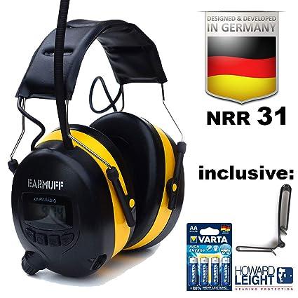 Elettronica protezione per l udito con radio stereo (8 trasmettitore  memoria) e ingresso 710cc6cffcb8