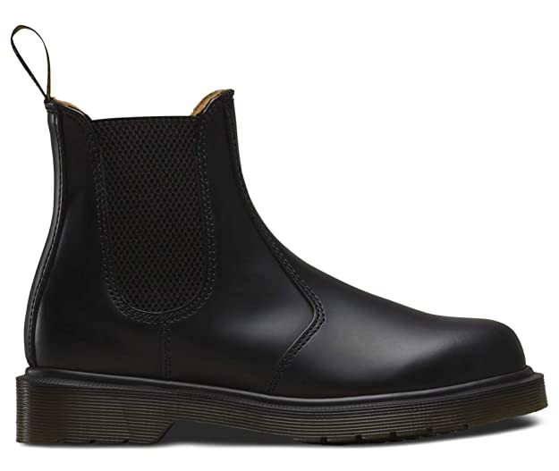 941d92b2654 Amazon.com | Dr. Martens 2976 Chelsea Boot, Black Smooth | Boots