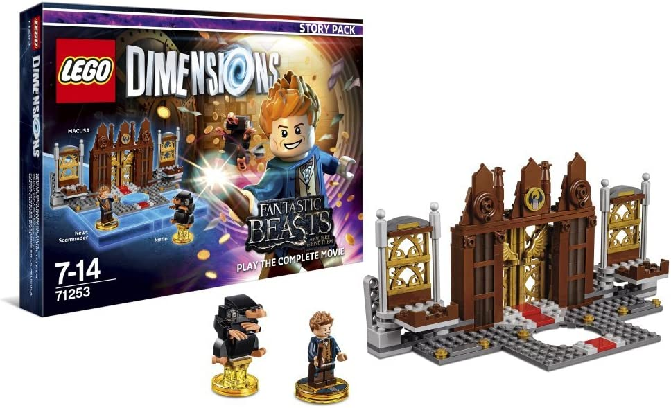 Warner Bros Interactive Spain Lego Dimensions: Fantastic Beasts (Story Pack)
