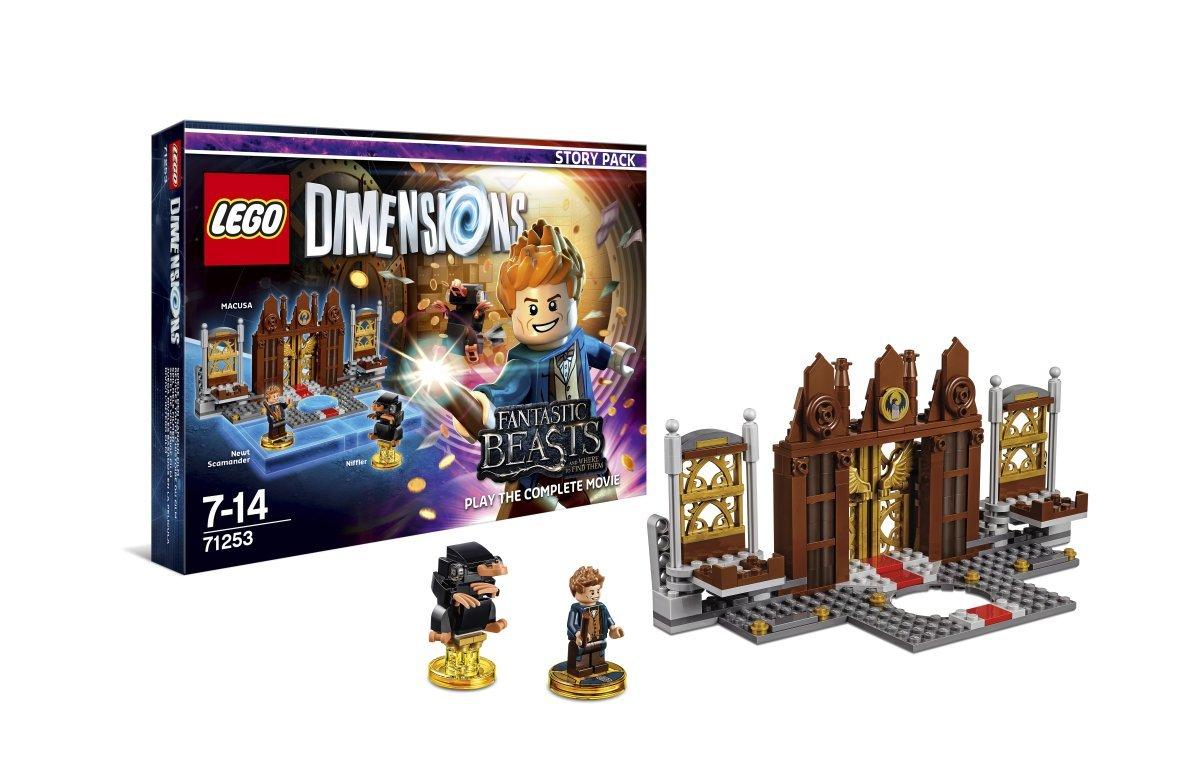 LEGO Batman Dimensions Batman Movie Story Pack: Amazon co uk