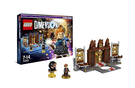 LEGO Dimensions: Fantastic Beasts, Story Pack: Amazon.co.uk: PC ...
