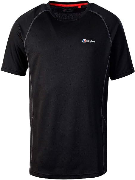 Berghaus Mens Tech 2.0 Short Sleeve Crew Neck Shortsleeve T-Shirt