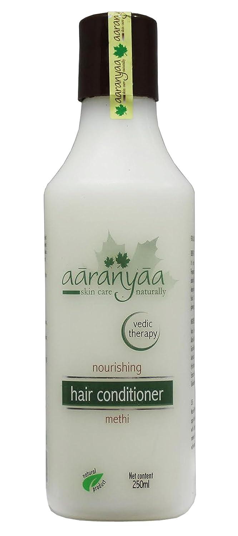Aaranyaa Vedic Therapy Nourishing Hair Conditioner Methi - 8.4 Oounce