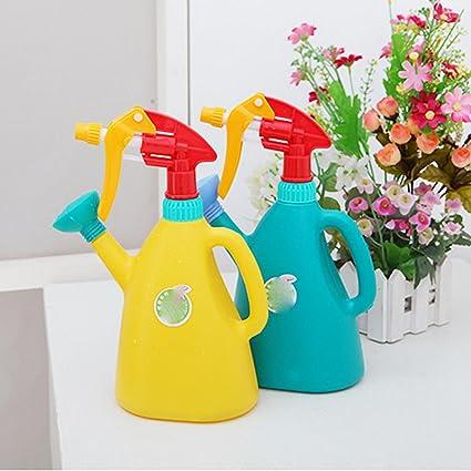 jii2030shann PT007 riego 900 ml con ducha ajustable multi-watering plástico botellas de agua ducha
