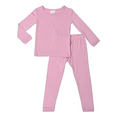 Amazon.com: KYTE - Pijama para bebé (hecho de suave bambú ...