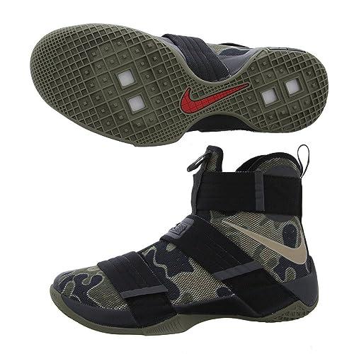 8ee3c06de8f Nike Men s Lebron Soldier 10 SFG EP