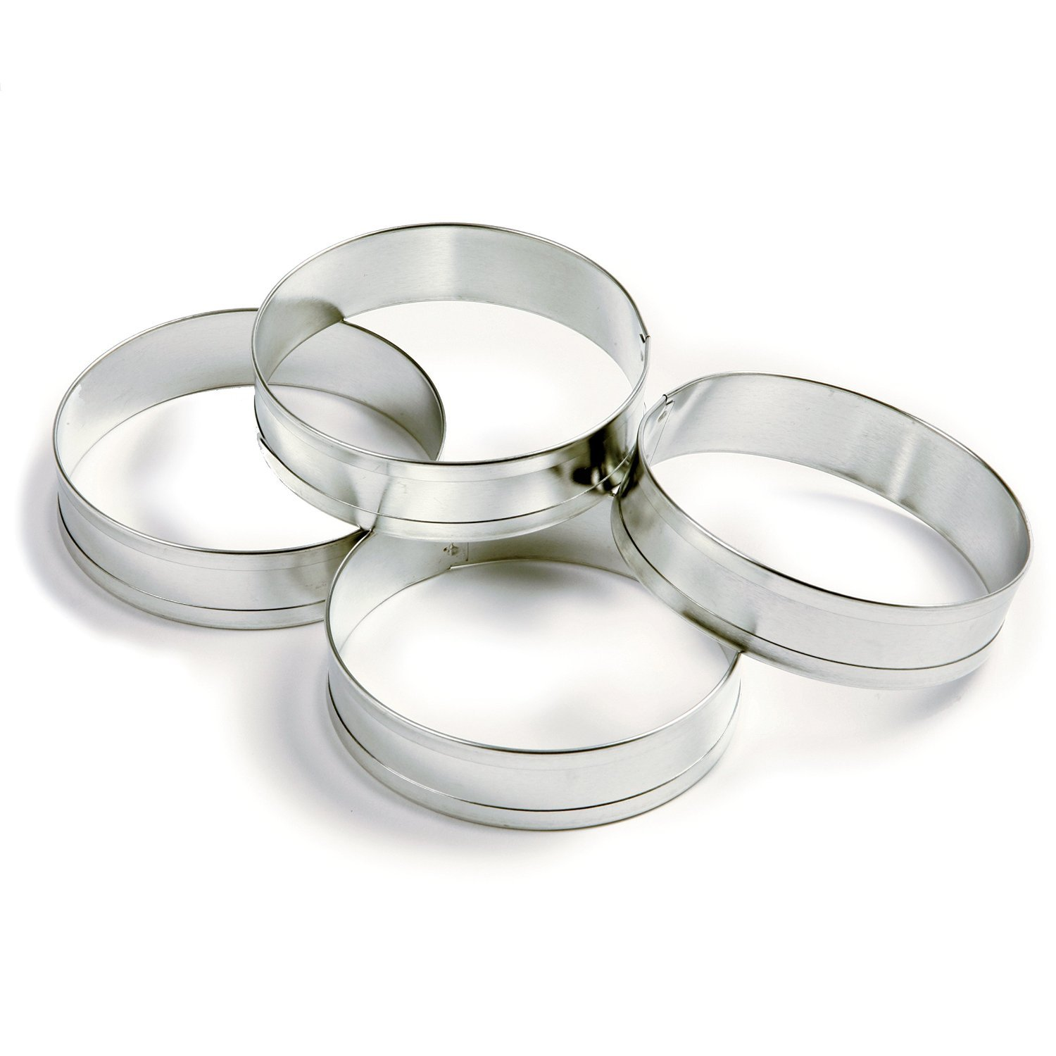 Set of 8 Norpro 3775 Muffin Rings