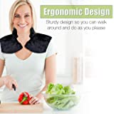 Heating Pad for Neck and Shoulders   Microwavable