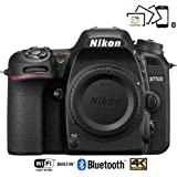 Nikon D7500 20.9MP DX-Format 4K Ultra HD Digital SLR Camera (Body Only) - (Certified Refurbished)