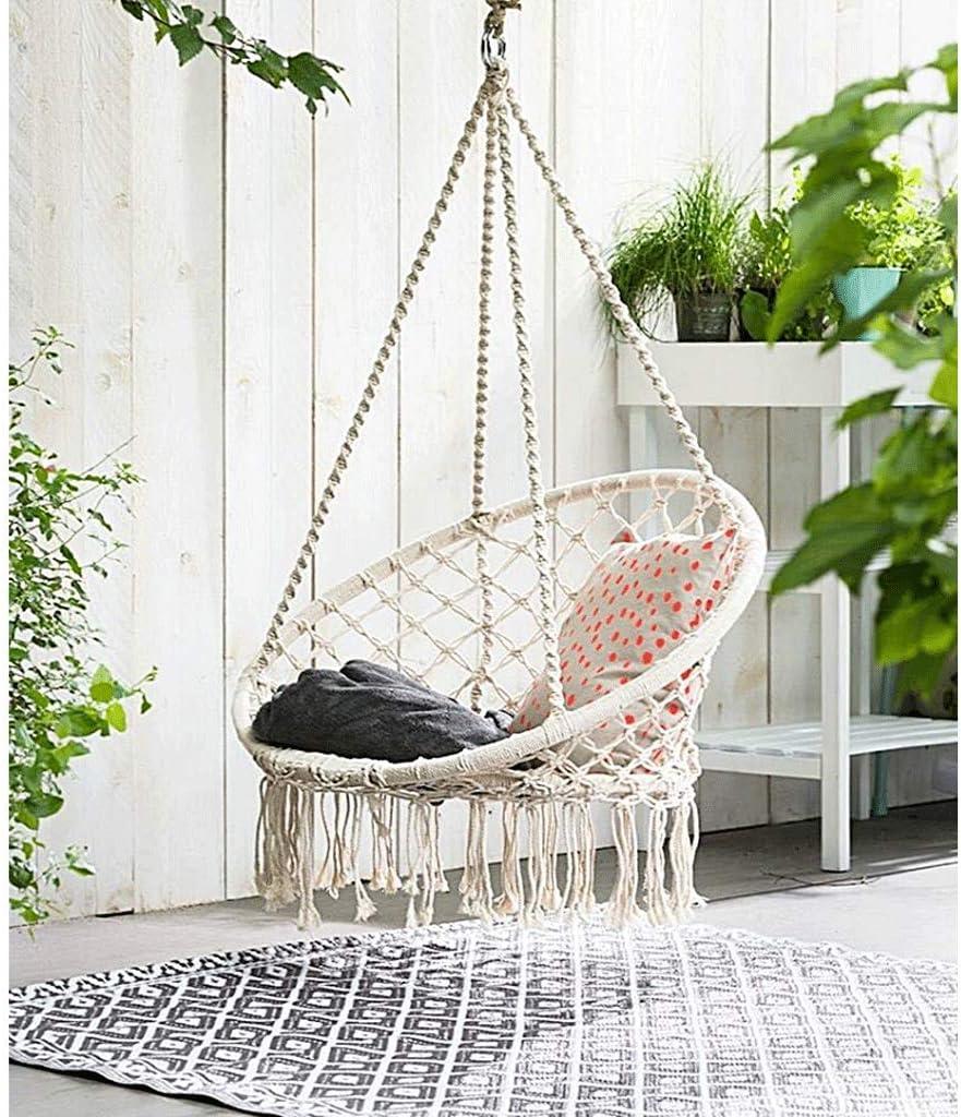 Diti Chair Hanging Basket Rattan Chair Swing Indoor Adult Princess Children Home Bedroom Balcony Cradle Chair Amazon Co Uk Kitchen Home