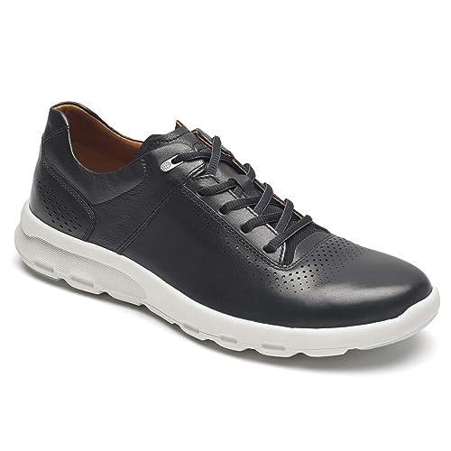 7ac8dc8376a9 Rockport Men s Lets Walk Plaintoe Trainers  Amazon.co.uk  Shoes   Bags
