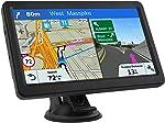 GPS Navigation for Car, Lifetime Maps Update Car Navigator, GPS Navigation