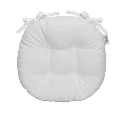 Amazon Com Rsh Decor Indoor Outdoor Round Tufted Bistro Chair