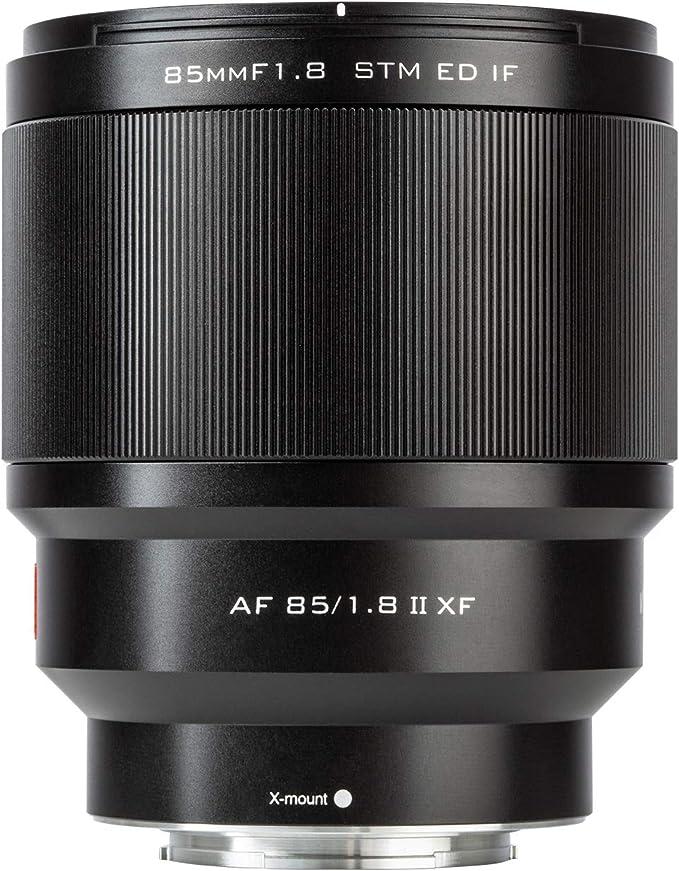 Viltrox Pfu Rbmh 85mm F1 8 Ii Vollformat Autofokus Kamera