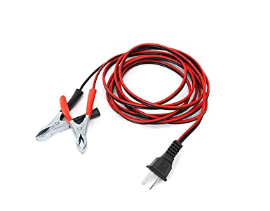 8a374d6e4cf8cb Image Unavailable. Image not available for. Color: Generac Guardian 065787 BATTERY  CHARGE CABLE