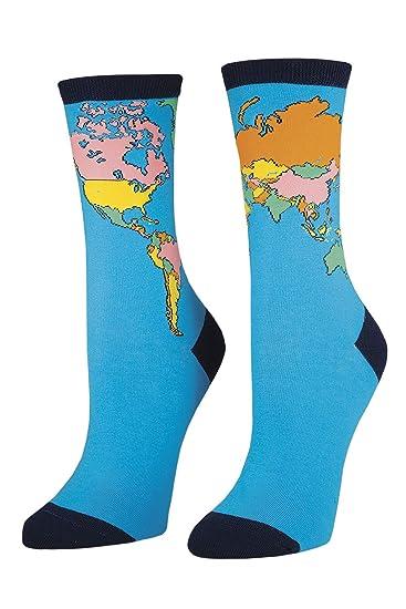 Amazon.com: Socksmith Women Crew Socks\