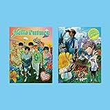 Álbum NCT Dream - Hello Future (Vol.1 Reembalagem) + Conjunto de photocards extras (Future ver.)