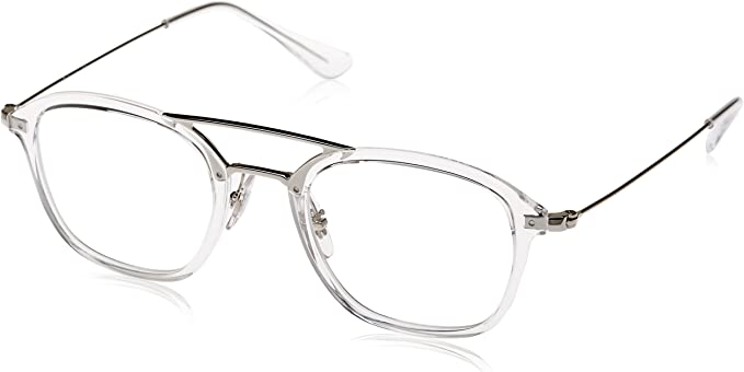 lunette ray ban blanche homme