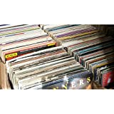 Mystery Box Vinyl Records Music Albums LPS Bulk Lot Randomly Chosen Vintage Original LPs With Sleeves