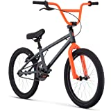 Raleigh Bikes Rep IV Boy's BMX Bike, Grey