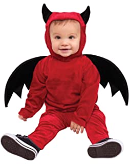 fun world liu0027l devil infant costume