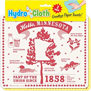 "product image for ""Hello, Minnesota"" Hydro Cloth 