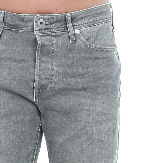 Jeans Jack&Jones Hombre Gris 12118209 JJITIM JJORIGINAL JOS 622 NOOS GREY DENIM fDl2mvS5AE