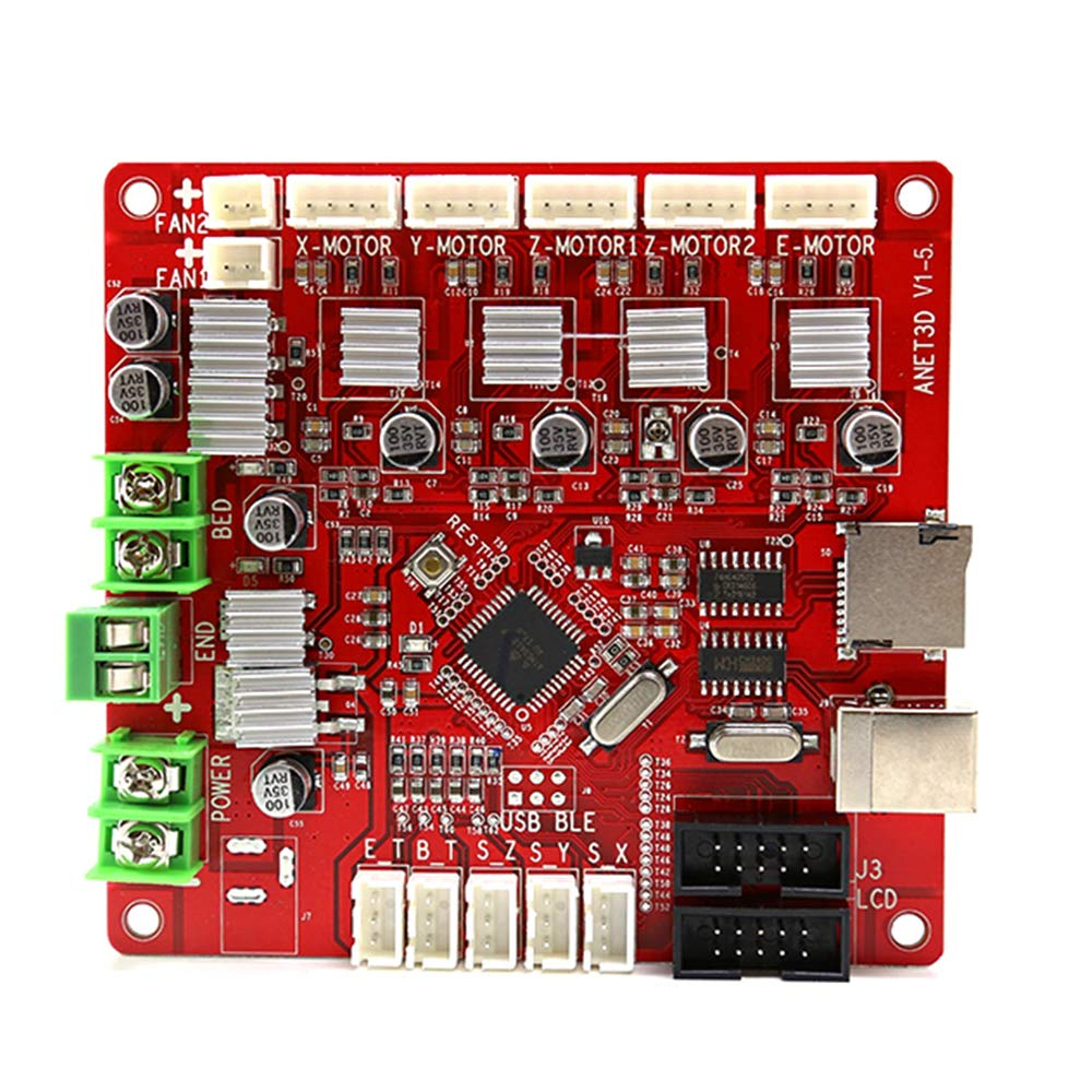 Anet A8 placa base, V1.5 original A8 placa base de repuesto ...