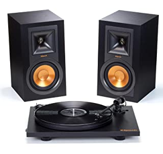 Klipsch R-15PM + Pro-Ject Primary Turntable Bundle