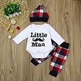 PeiZe 2018 Toddler Infant Baby Boy Girl Letter