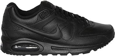 le dernier 4529b 019a7 Nike Air Max Command Leather 409998020, Baskets Mode Homme