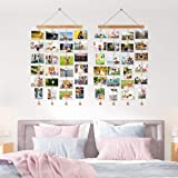 Homemaxs Hanging Photo Display Picture Frames
