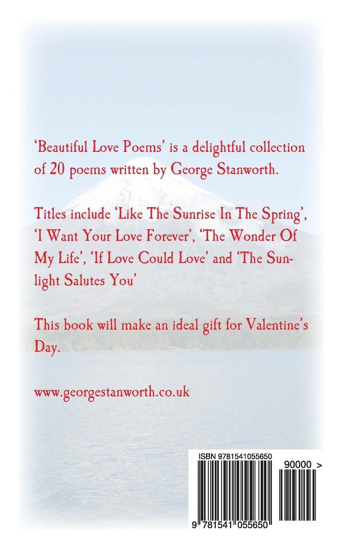 Beautiful Love Poems: Amazon co uk: Mr George Stanworth