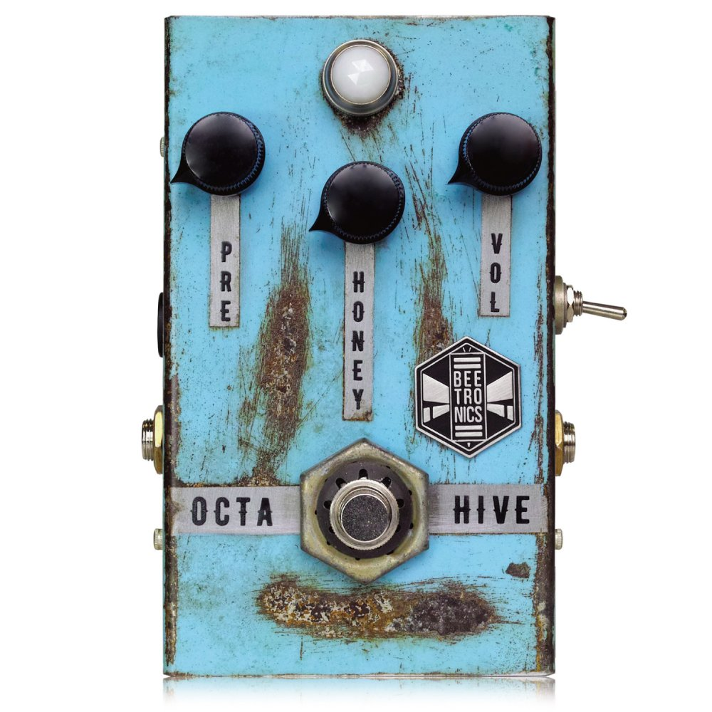 Beetronics ビートロニクス エフェクター ファズ OCTAHIVE 【国内正規品】 B01I36N7DY