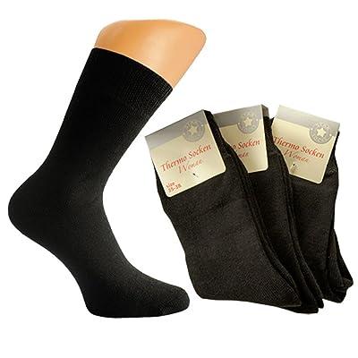 - Lot de 3 chaussettes chaudes pour femme