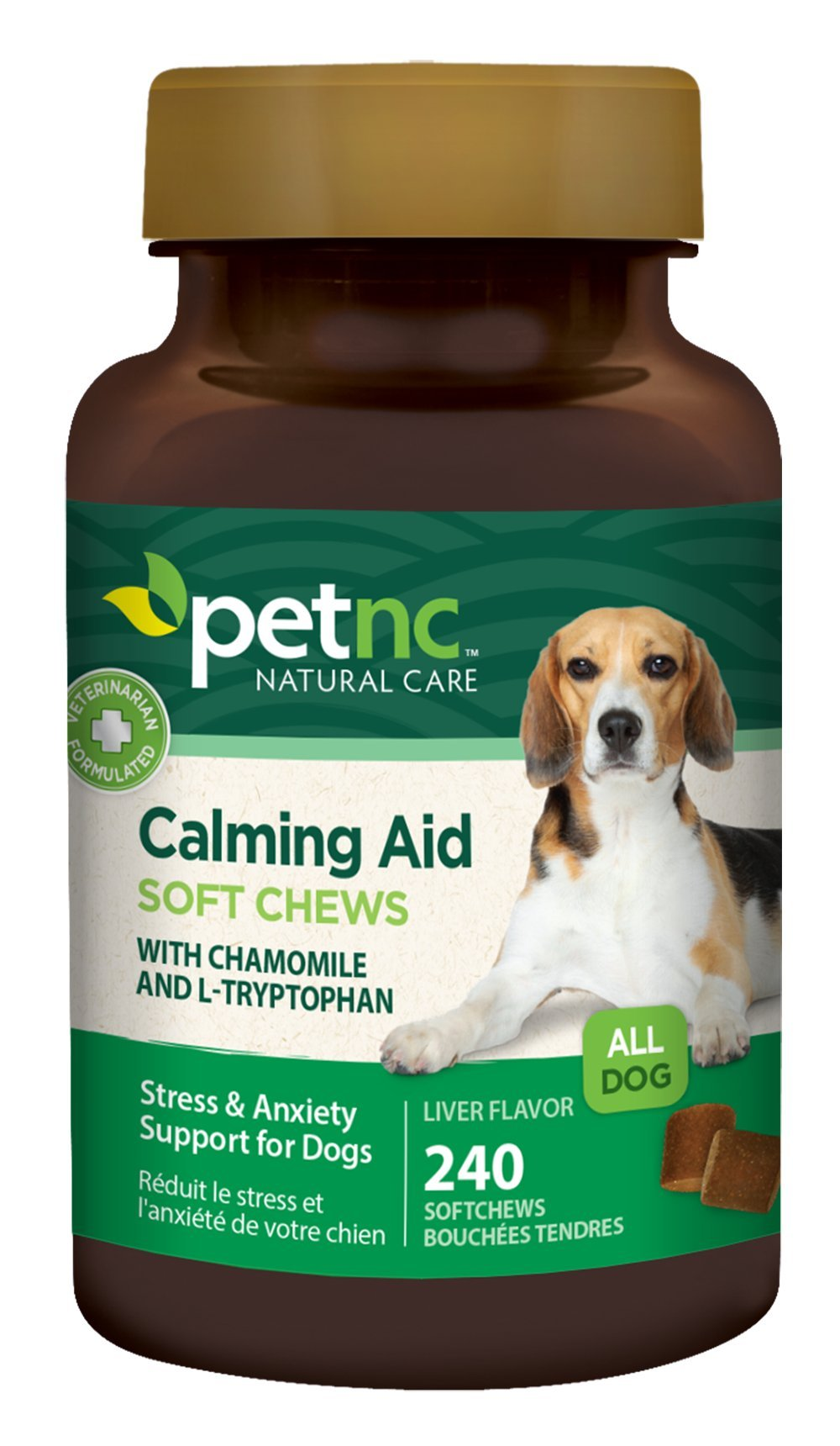 PetNC Natural Care Calming Formula Soft Chews