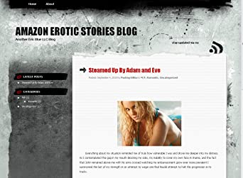 Erotic photo blog wordpress