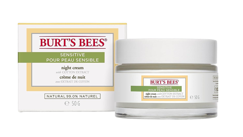 Burt's Bees Sensitive Night Cream 50g 01421-14
