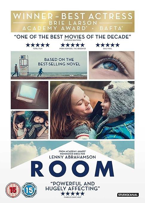 Room [DVD] [2016]: Amazon.co.uk: Brie Larson, Lenny Abrahamson: DVD ...