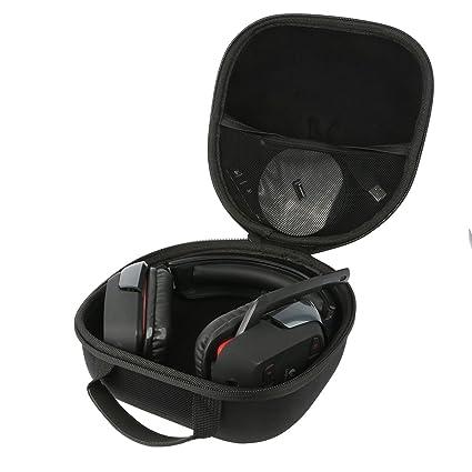 Teckone EVA Funda Estuche Bolso Para Logitech G430/G930/G933 - Auriculares Gaming de