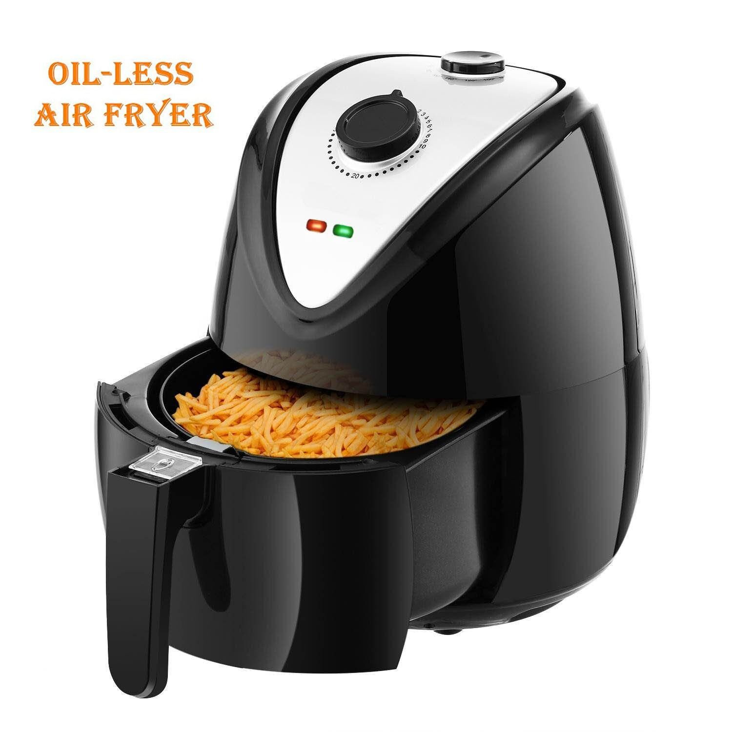 Cosway 4.5L 1400W Multi-Function Electric Air Fryer for Healthy Oil Free Cooking Barbecue Home Kitchen Favor