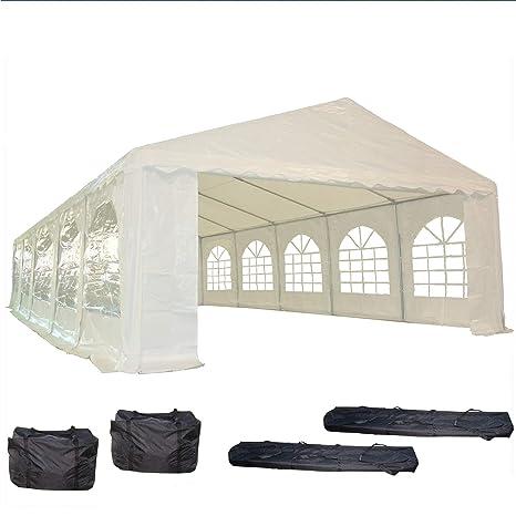 Amazon.com: Delta Canopies Carpa para fiestas de 32 x 16 ...